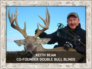 Keith Beam Co-Founder Double Bull Blinds