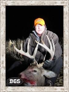 Kansas Deer & Turkey Hunts | Nebraska Deer & Turkey Hunts